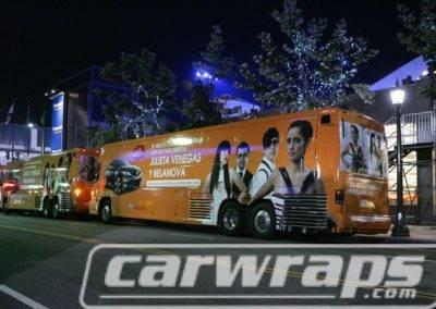 Bus Wrap Concerto