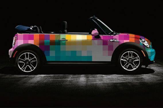 50 Amazing Car Wraps Carwraps Com