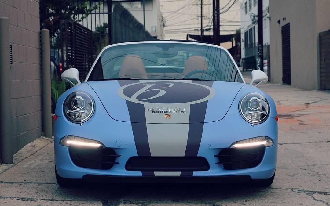 Porsche Wrap Designed Amp Installed By Carwrapscom Car