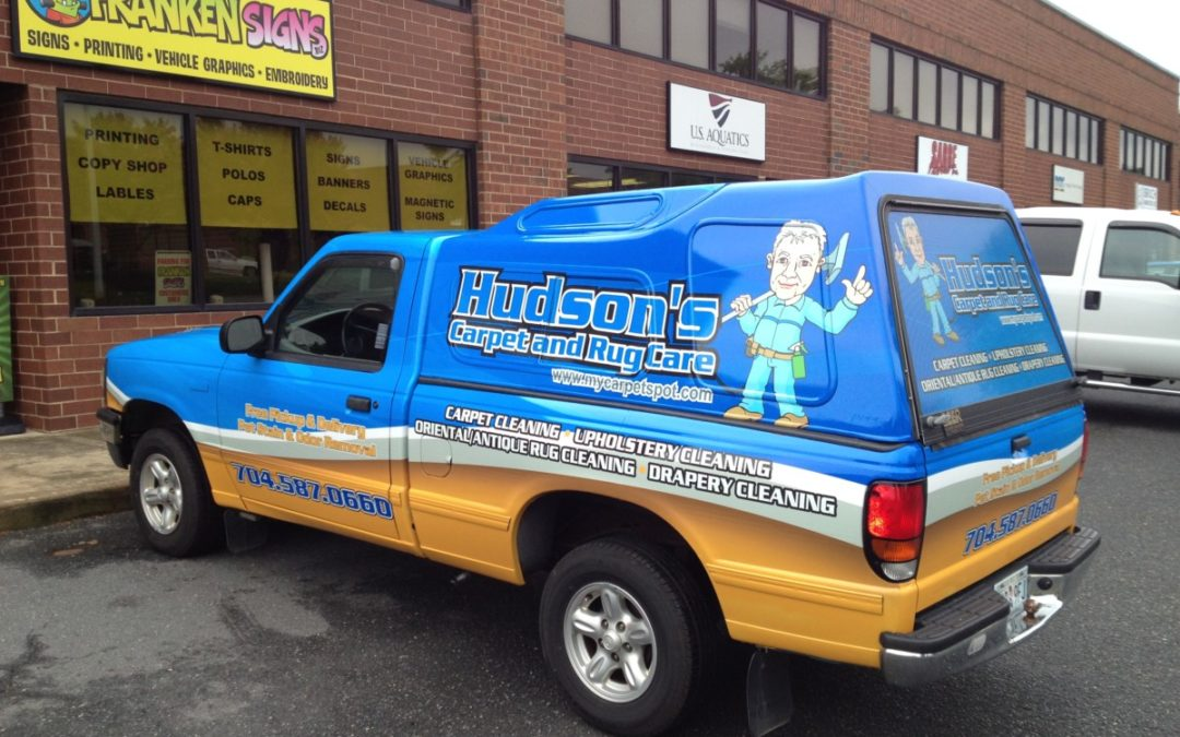 How small businesses can gain from vehicle wraps