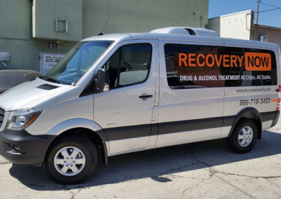 Recovery Now Print Partial Wrap
