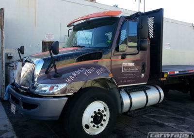Fireblocker Truck Wrap