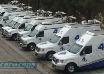 NBC4 Fleet Wrap