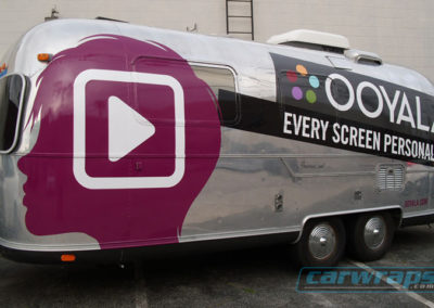 Ooyala Trailer Wrap