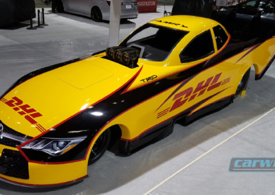 DHL Custom Wrap