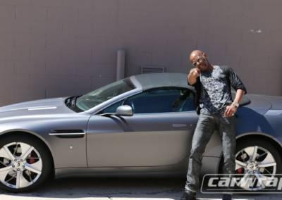 Aston Martin Car Wraps