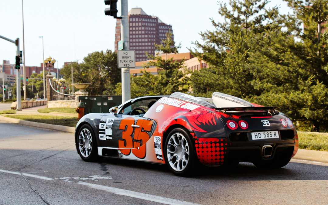 Beware of being snared in a car wrap scheme