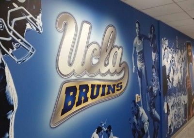 UCLA Bruins Custom Wrap