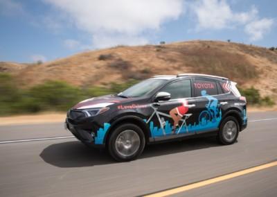 Toyota Car Wraps