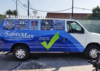 Safety Max Van Wrap