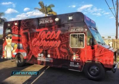 tacoscabrones food truck
