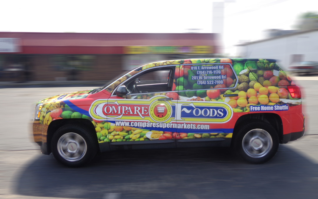 Car wraps vs paint jobs – the hard facts