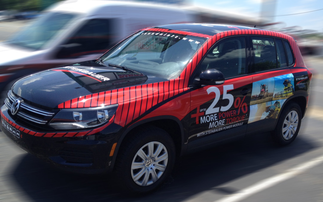 Get Paid For Car Wrap Advertising: Car Wraps Are A Cost-effective Advertising Method