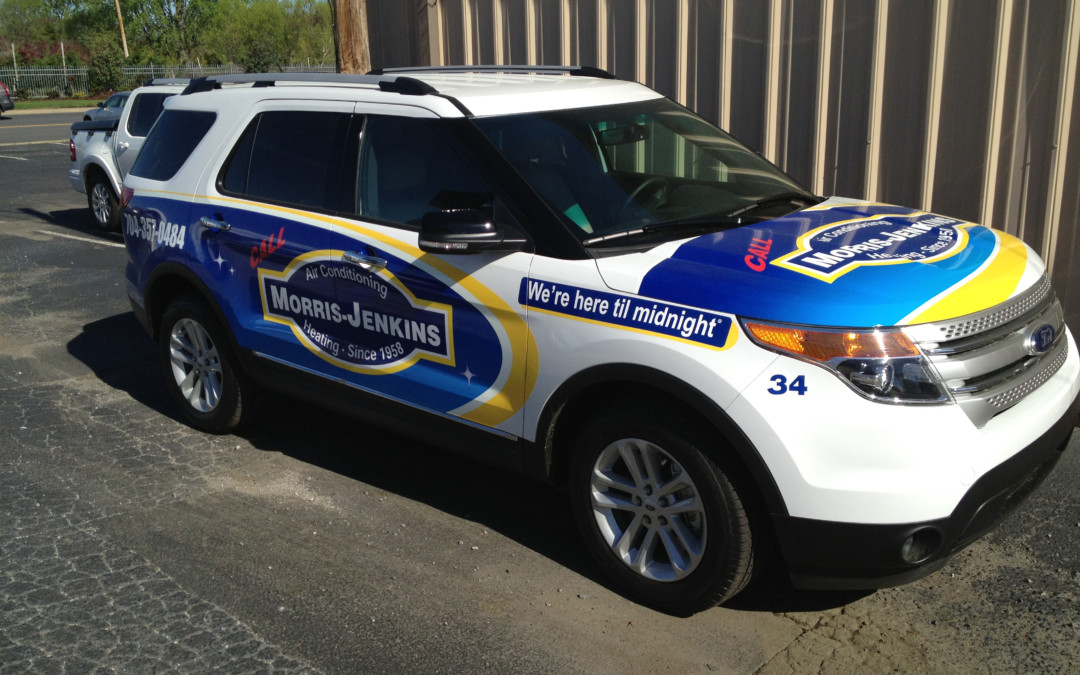 5 things to know about car wraps