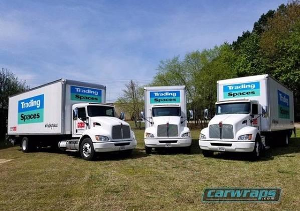 Vehicle Wrap Graphics & Car Wraps Service for Los Angeles, CA