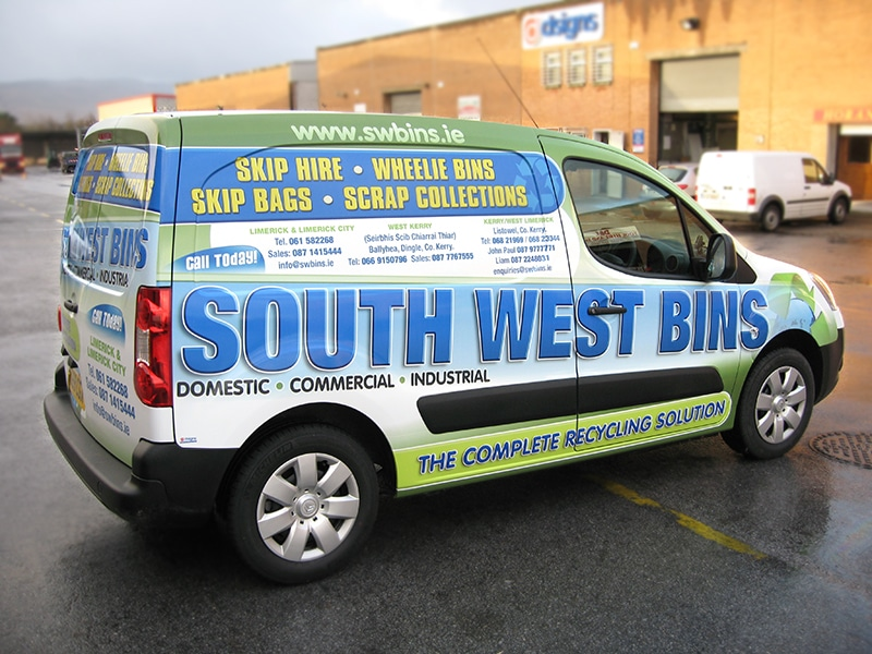 Tips to achieve objective advertising through vehicle wraps