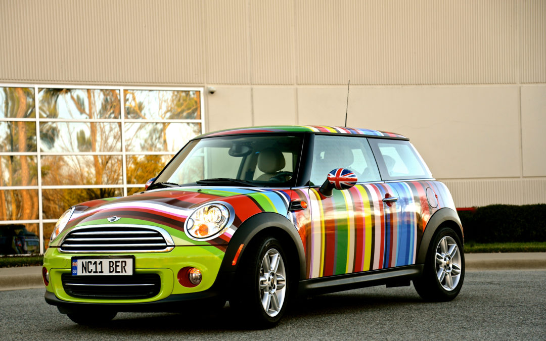 Common myths about car wraps busted