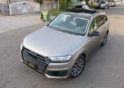 Audi Custom Wrap LA