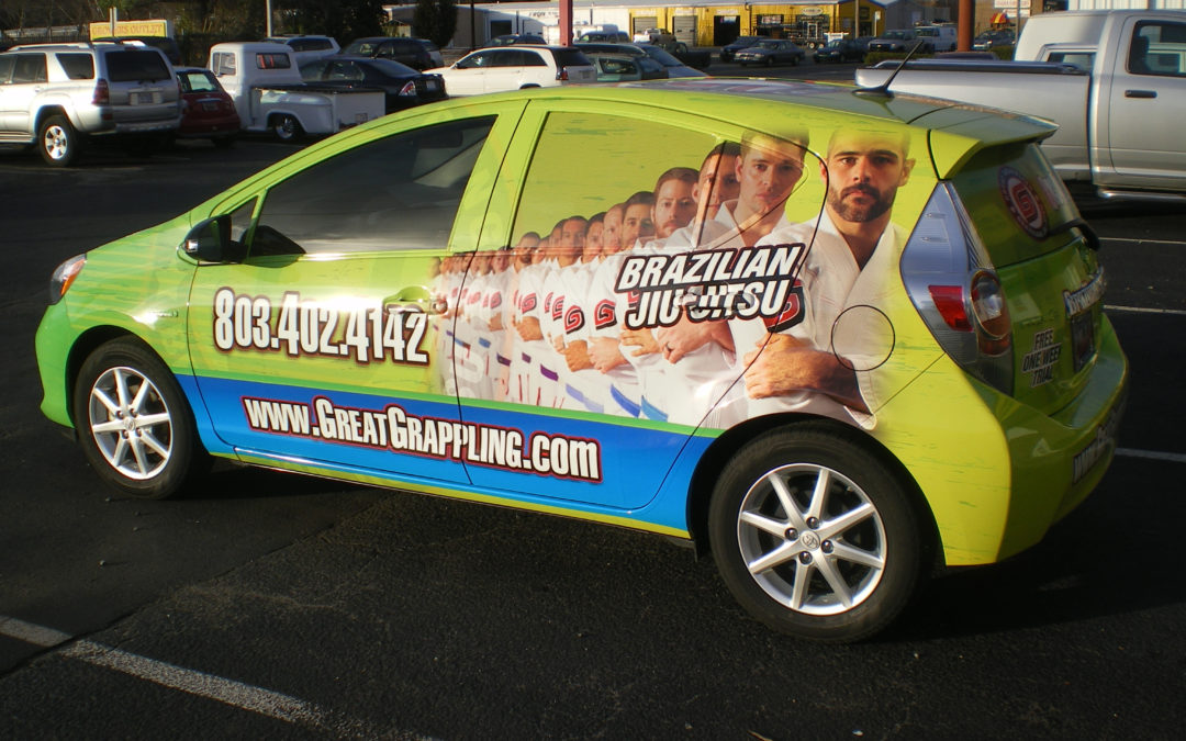 Car wrap dos and don'ts