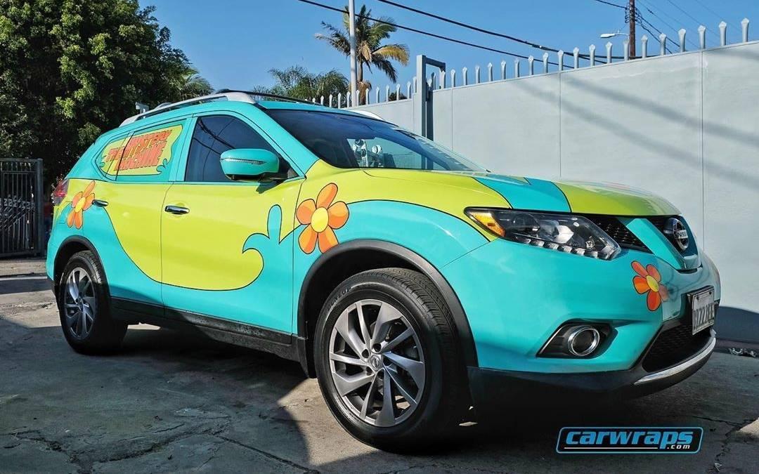 You want what?? We gotchu fam…. 🔥 #doyou #instaauto #carwrap #vanwrap #vehiclewrap #carporn #carstagram #vehiclegraphics #instadaily #socal #design