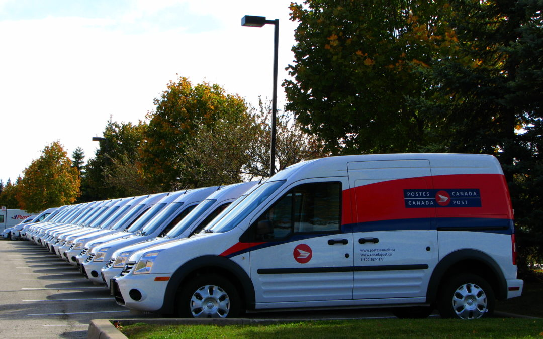 Why you should invest in van wraps for your fleet