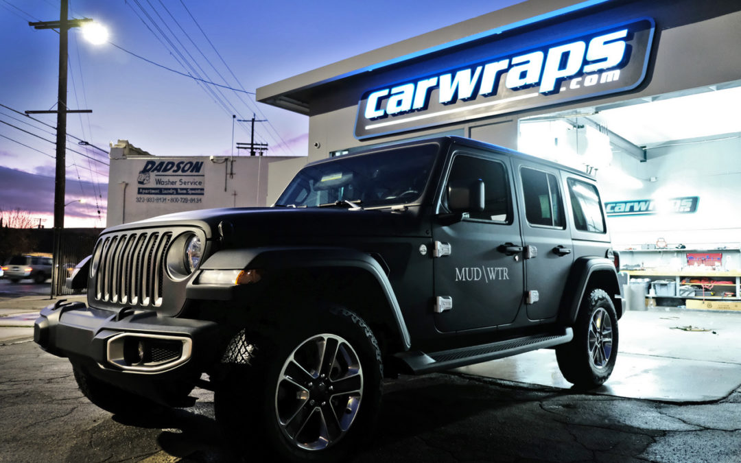 Top 5 frequently asked questions about car wraps